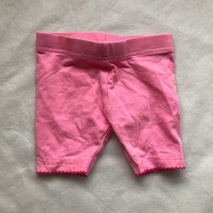 5/$25 GEORGE shorts in bubble gum pink